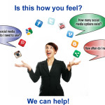 better business together social media help